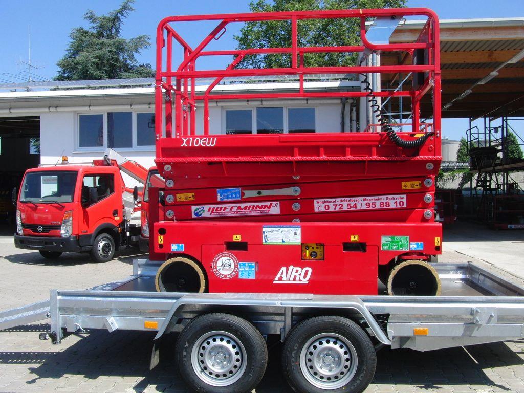 Arbeitsb hnen von system lift gebrauchtmaschinen for Sb markt wittenberge