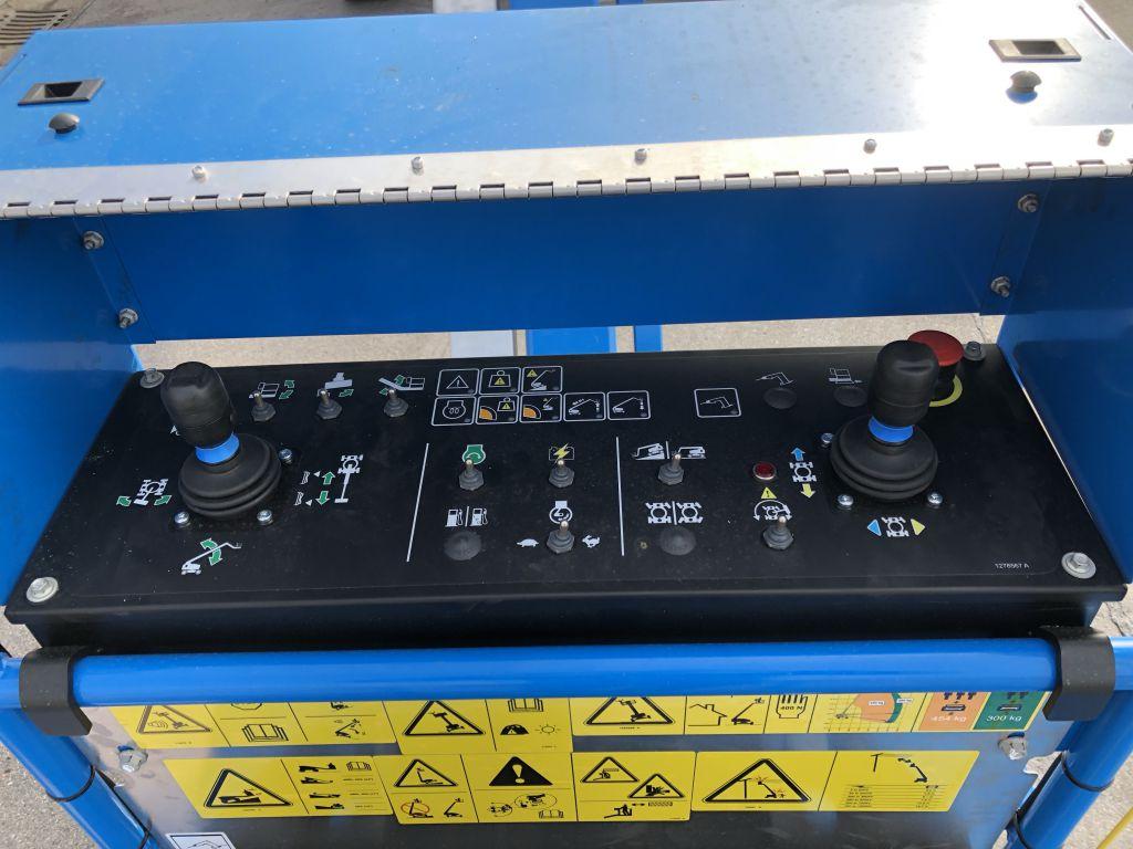 TB -X 220 D 25 4x4