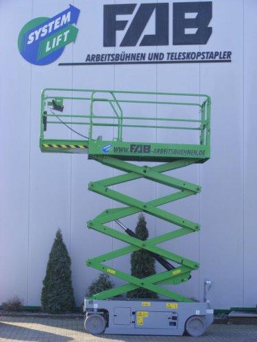 Systemlift FAB-Arbeitsbühne 7,90m AH / E