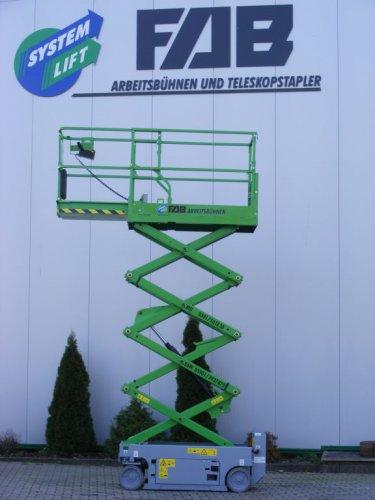 Systemlift FAB-Arbeitsbühne 7,79m AH / E