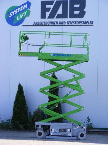 Systemlift FAB-Arbeitsbühne 9,75m AH / E