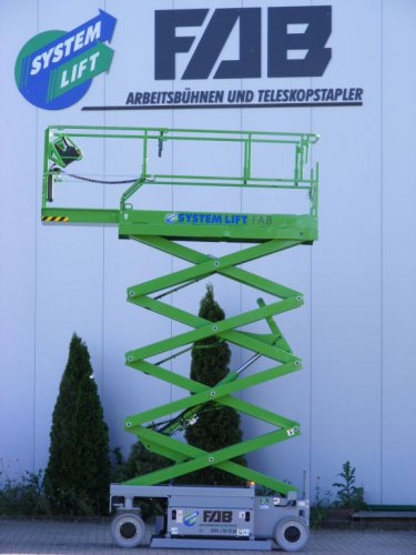 Systemlift FAB-Arbeitsbühne SB 9,77m AH / E