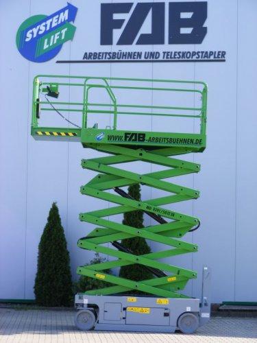Systemlift FAB-Arbeitsbühne SB 13,70m AH / E