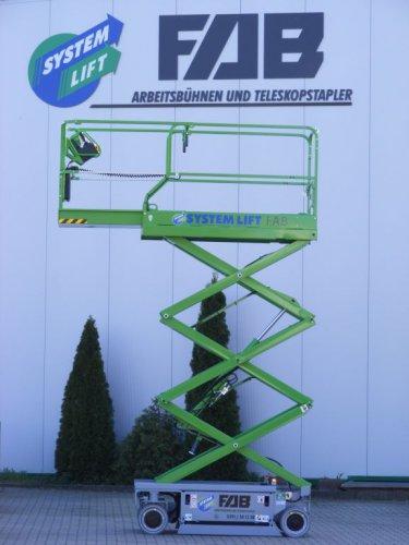 Systemlift FAB-Arbeitsbühne SB 7,72m AH / E