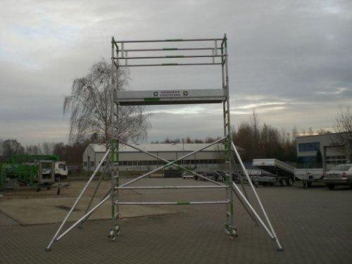 Rollgerüst 2,45 x 1,35 m