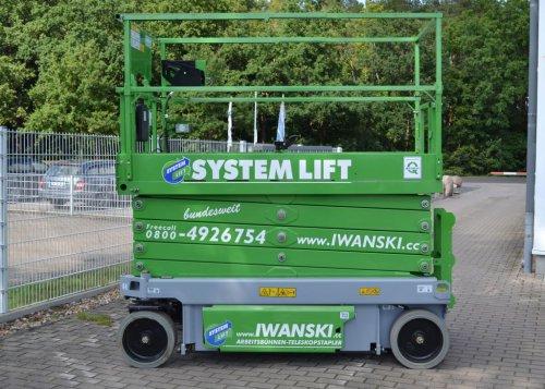 SYSTEM LIFT SB 118