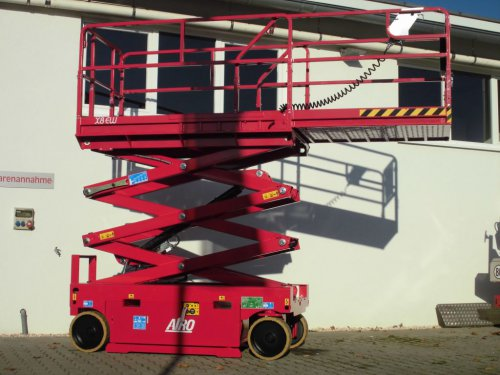 Airo X 8 EW Wind