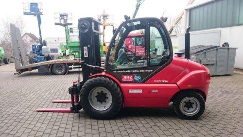 Diesel Gelände Stapler MSI 50H
