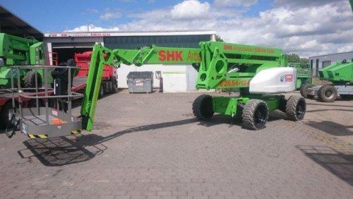 Nifty HR28 4x4 Hybrid