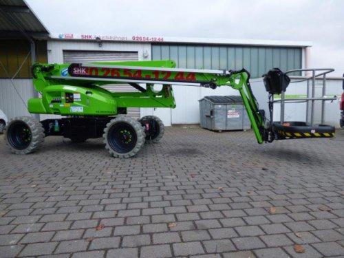 Nifty HR 21 Hybrid 4x4