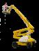 21 meter zelfrijdende hoogwerker