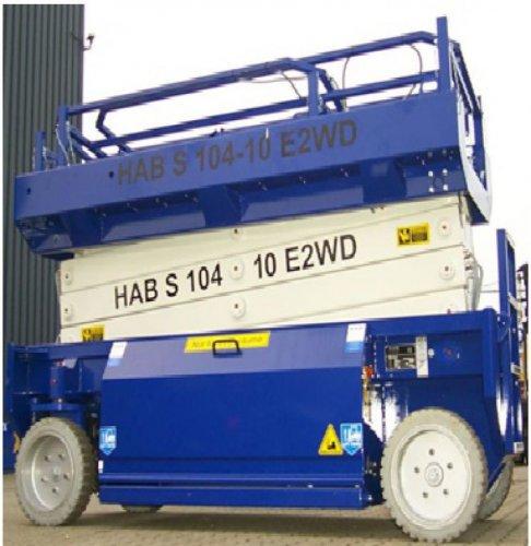 S 104-10 E2WD
